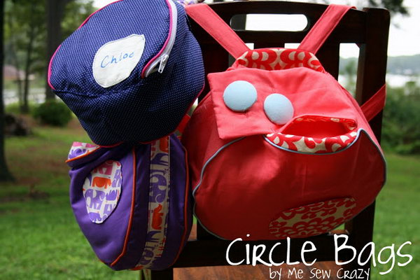 19 Circle Backpack