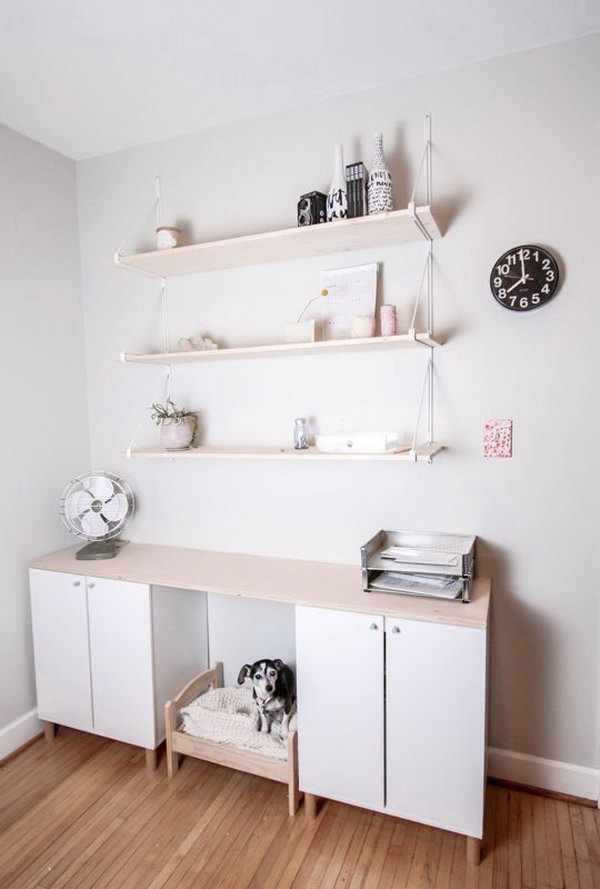 21 IKEA Fauxdenza Hack for More Closed Storage
