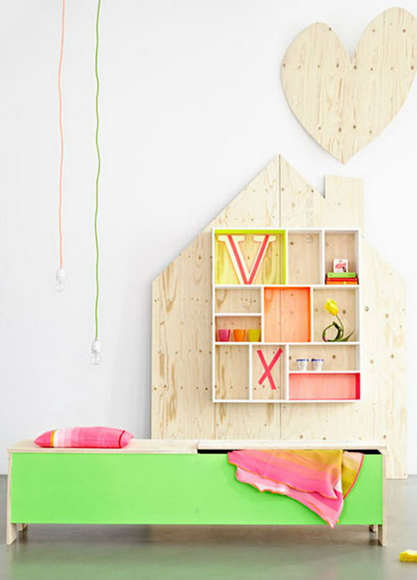 23 Decorating With Plywood