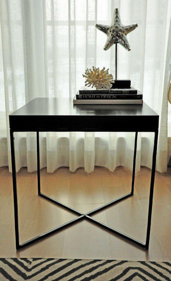 3 Modern Welded Table