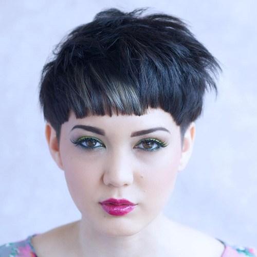 3 choppy pixie haircut