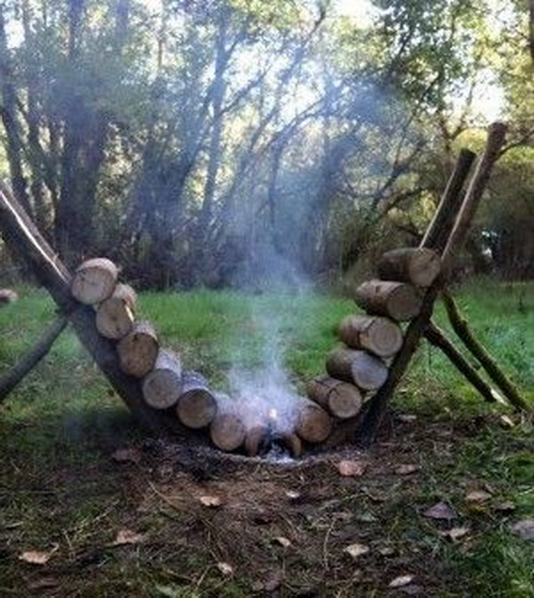 31 Make a Self Feeding Fire That Lasts for over 14 Hours