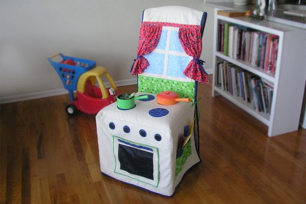 4 Kids Kitchen Slipcover