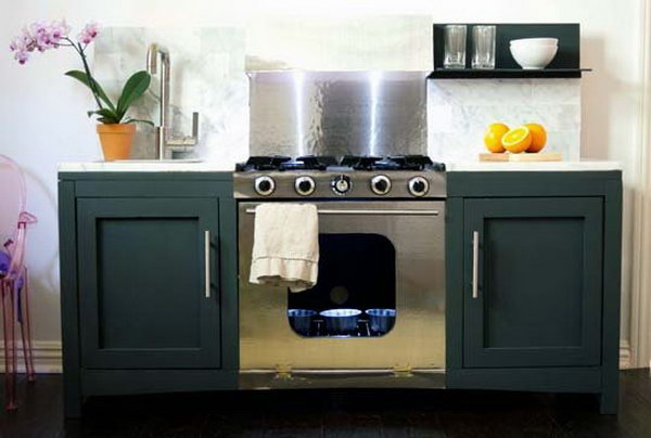 5  Elegant Play Kitchen