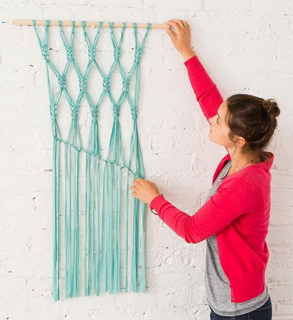 5 Gorgeous Macrame Wall Hanging
