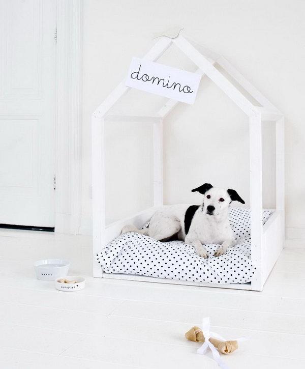 5 Minimalist Dog Bed