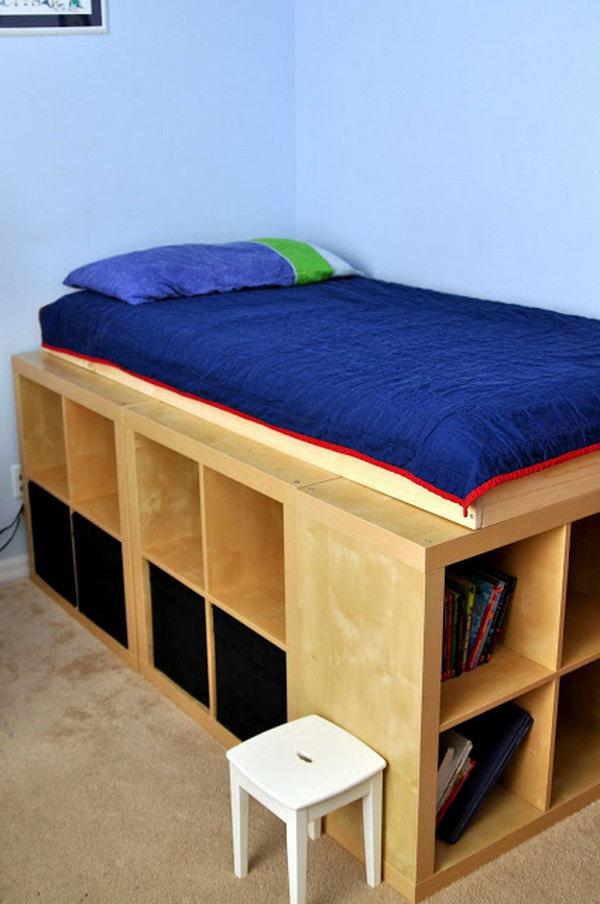6 Clever Storage Bed Frame
