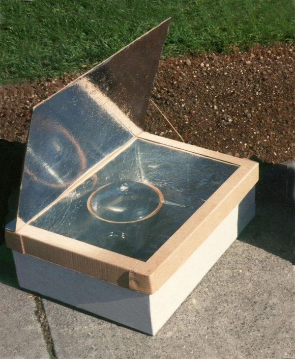 6 The Solar Oven