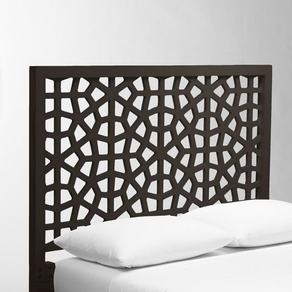 7 DIY West Elm Morocco Headboard