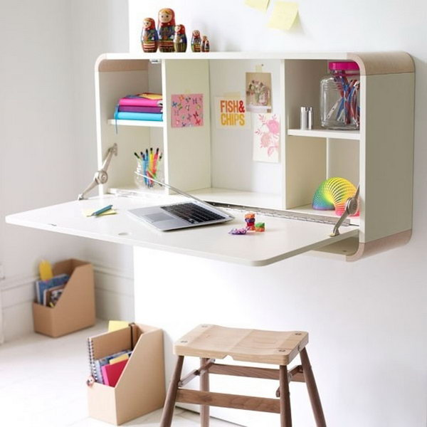 7 Wall-mounted Desk