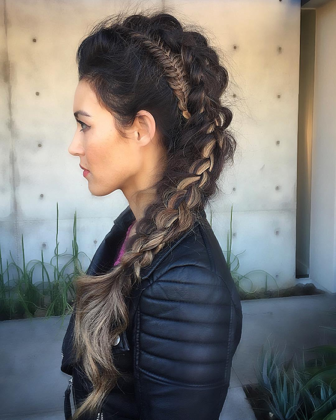 40 Perfectly Imperfect Messy Hairstyles for All Lengths – Page 11 ...