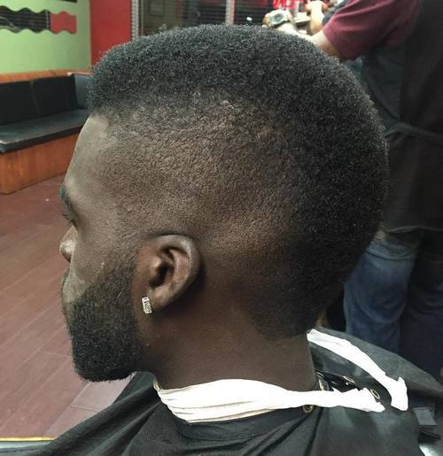 15 neat short mohawk for African American men