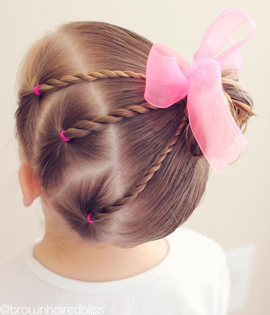 19 easy toddlers hairstyle