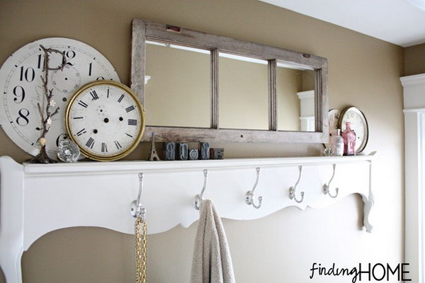 1 Basic But Appealing Bathroom Mirrors