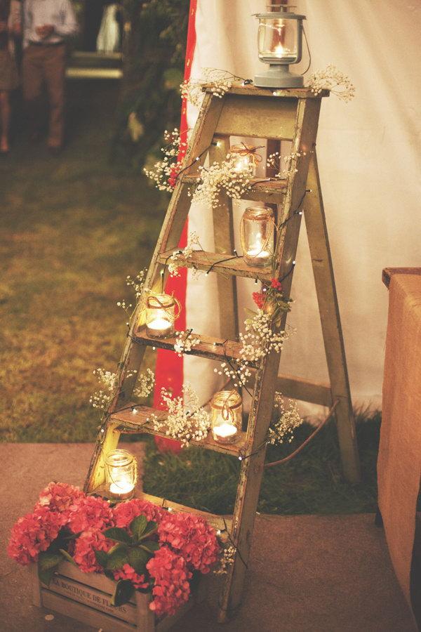 1 DIY Rustic Wedding Decoration