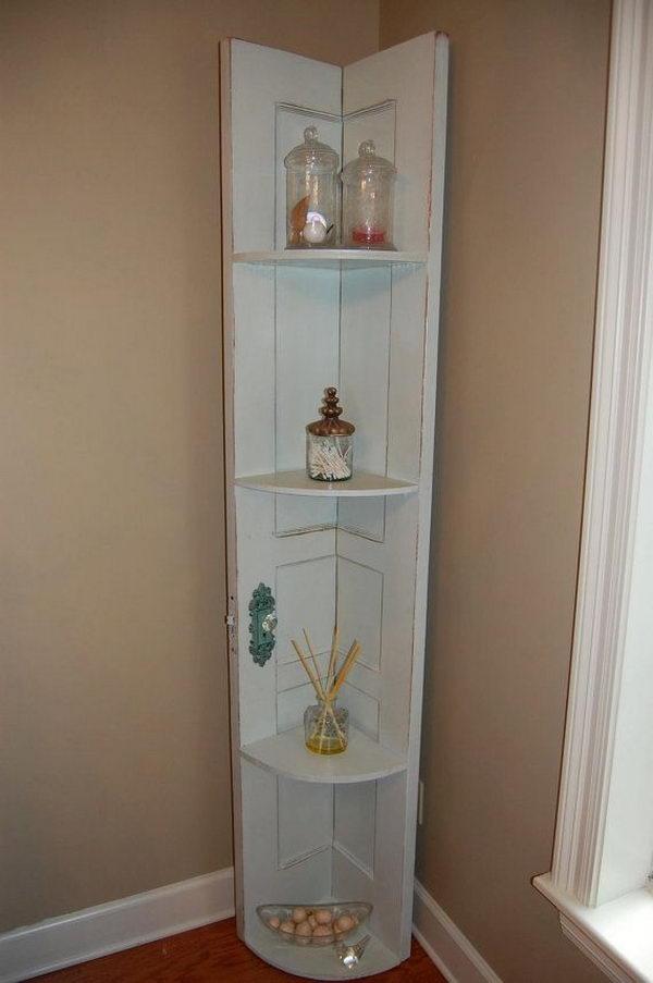 10 Corner Shelf