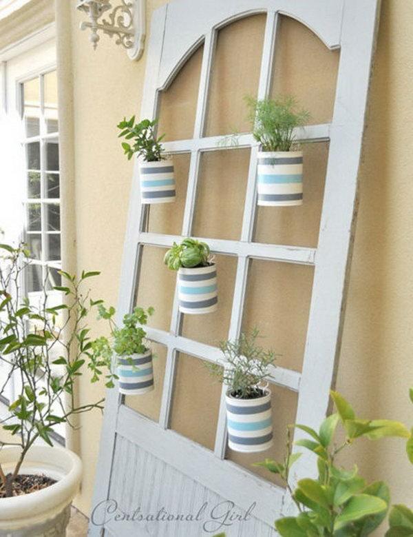 11 Planter Rack