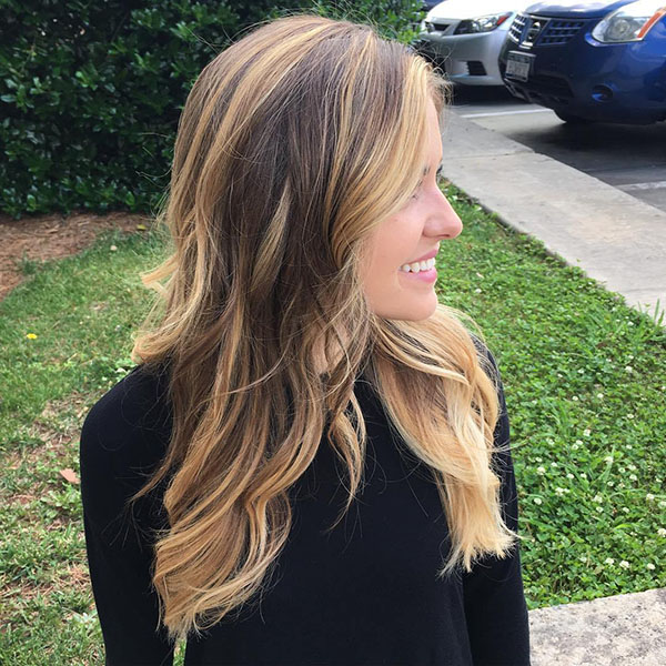 40 Ideas For Light Brown Hair With Highlights And Lowlights Page