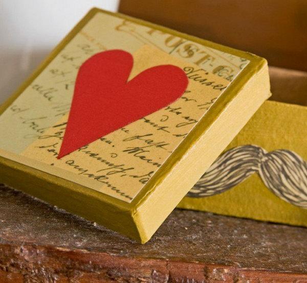 14 Valentine Gift Box for Him