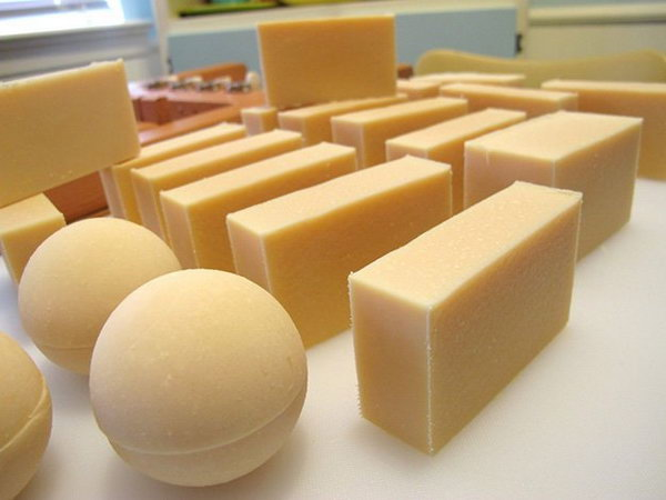 15 Goat Milk Soap Recipe