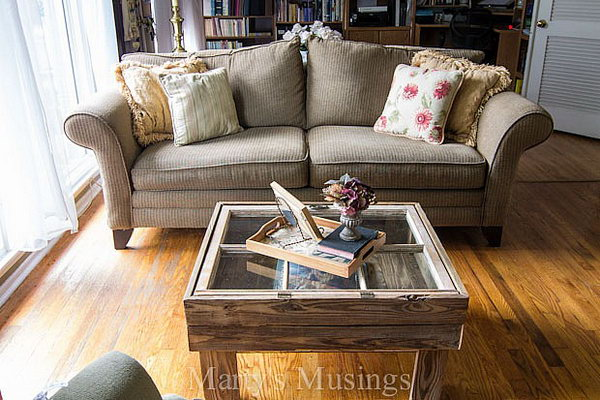 15 Lovely Window Table