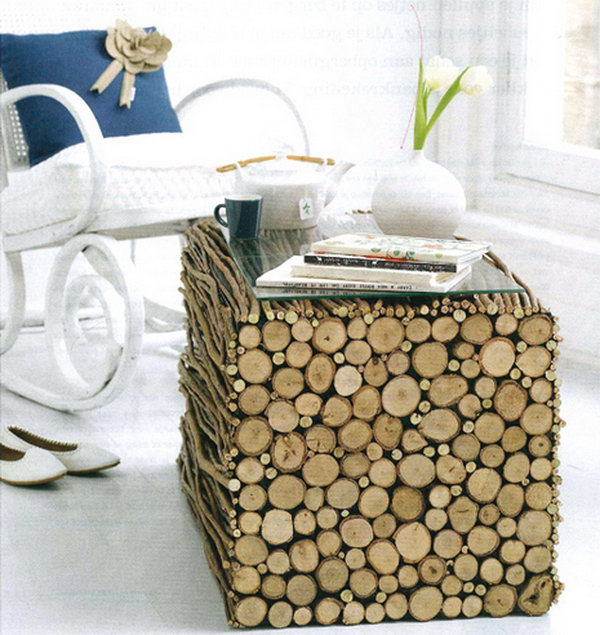 15 Tree Branch Table