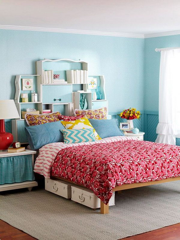 16 Hacks for your tiny bedroom