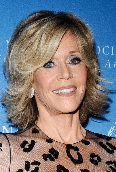 NEW YORK, NY - NOVEMBER 06:  Actress Jane Fonda attends the United Nations Foundation Global Leadership Dinner at Gotham Hall on November 6th, 2013 in New York City.  (Photo by Daniel Zuchnik/WireImage)
