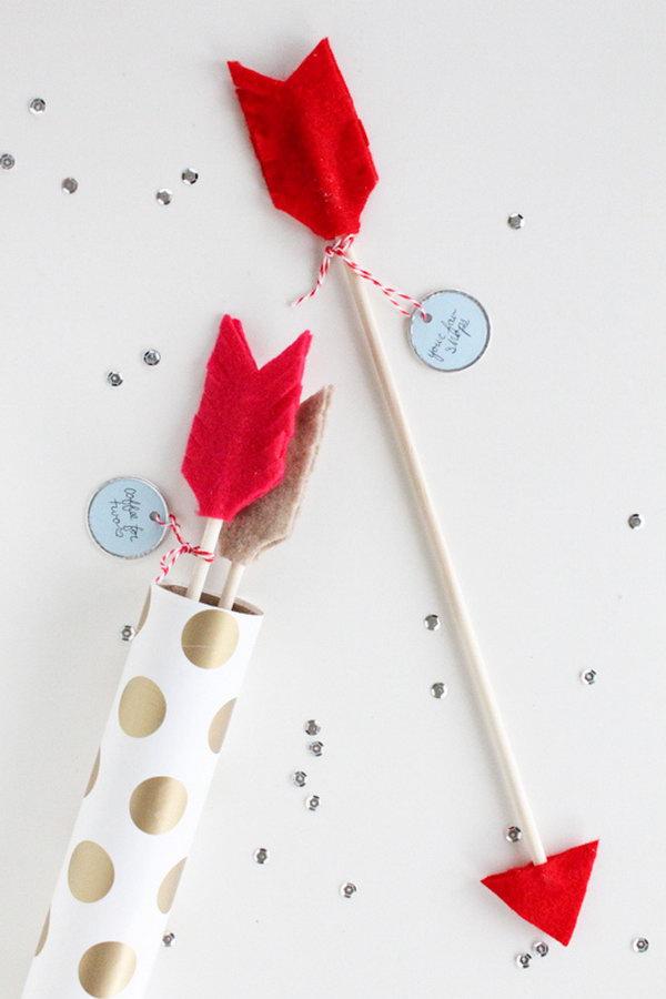17 DIY Date Idea Arrows