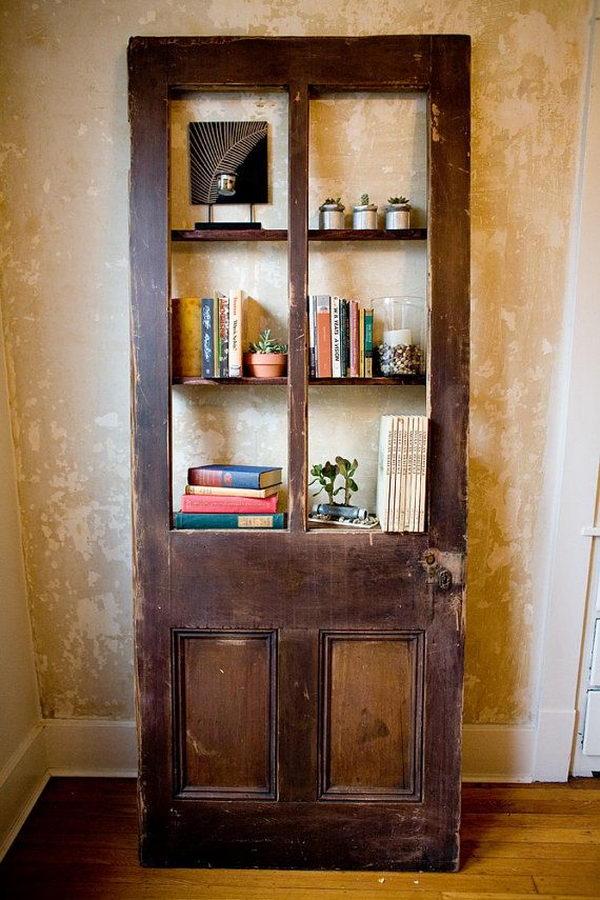 17 Repurposed Bookcase