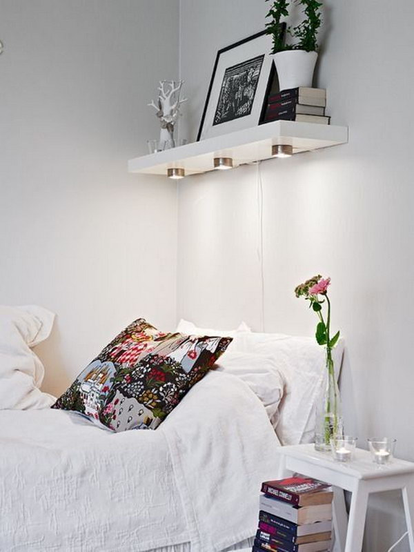 17 Small bedroom decorating ideas space savers