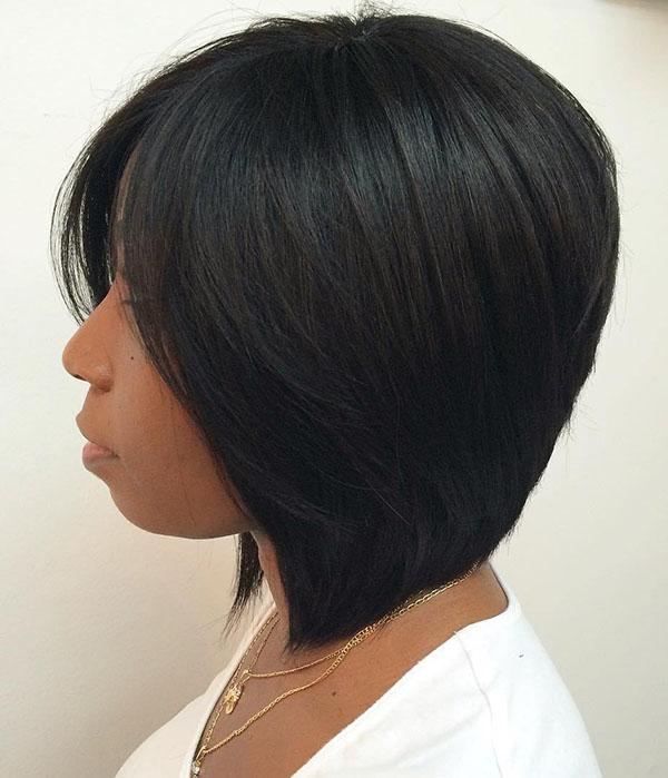 18 africanamerican collarbone bob