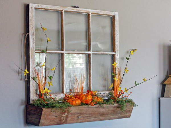 2 Five Lovely Window Pane Ideas To Try At Home