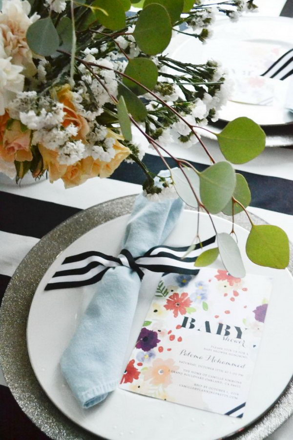 20 Classic Combo for Summer Baby Shower