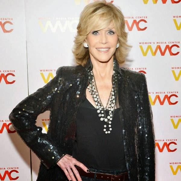 20 Jane Fonda 2013 Womens Media Awards