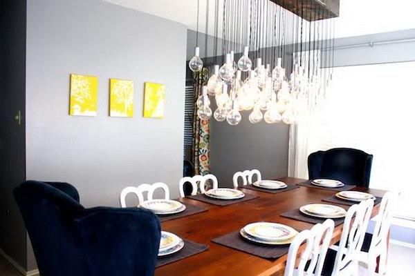 22 Modern Handmade Dining Room Light