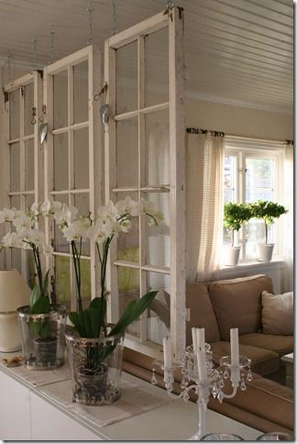 23 A Chic Space Divider