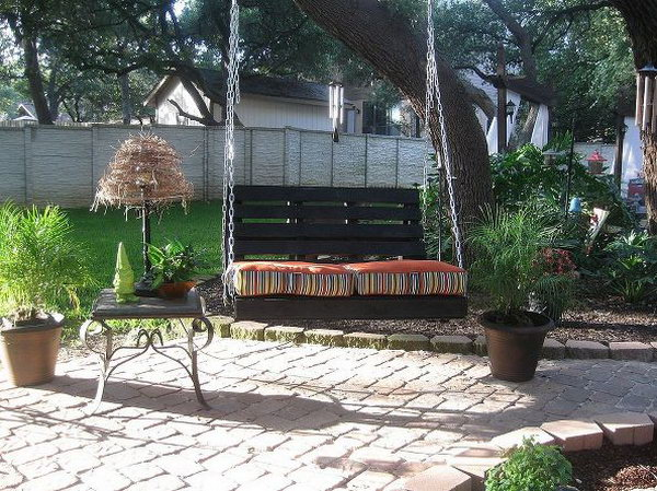 25 Porch Garden Swing