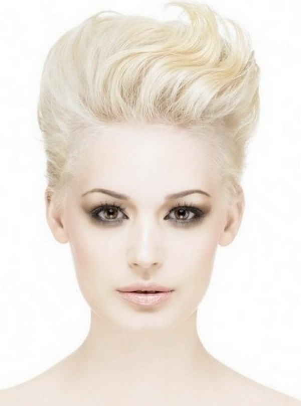 28 short blond hairstyles for wedding