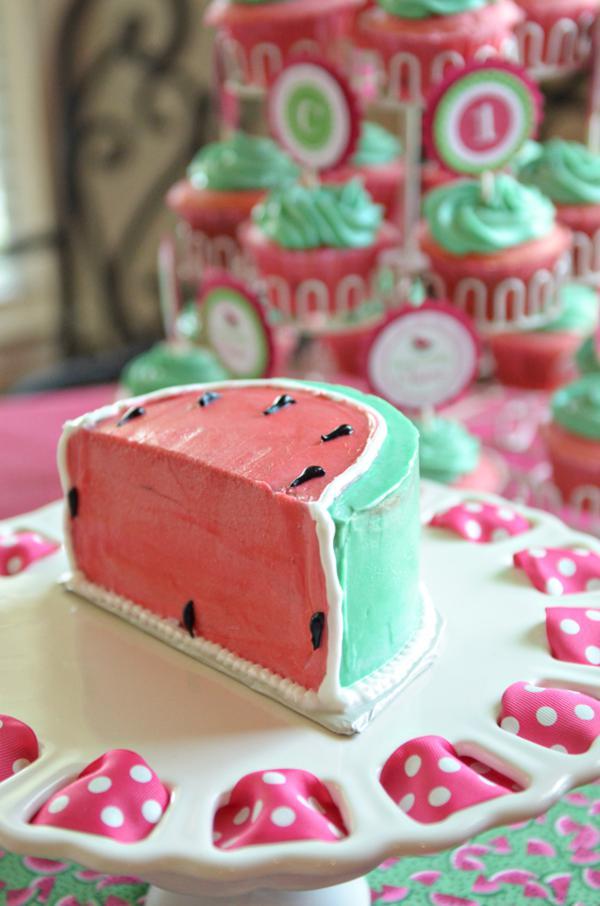 29 Watermelon Cake