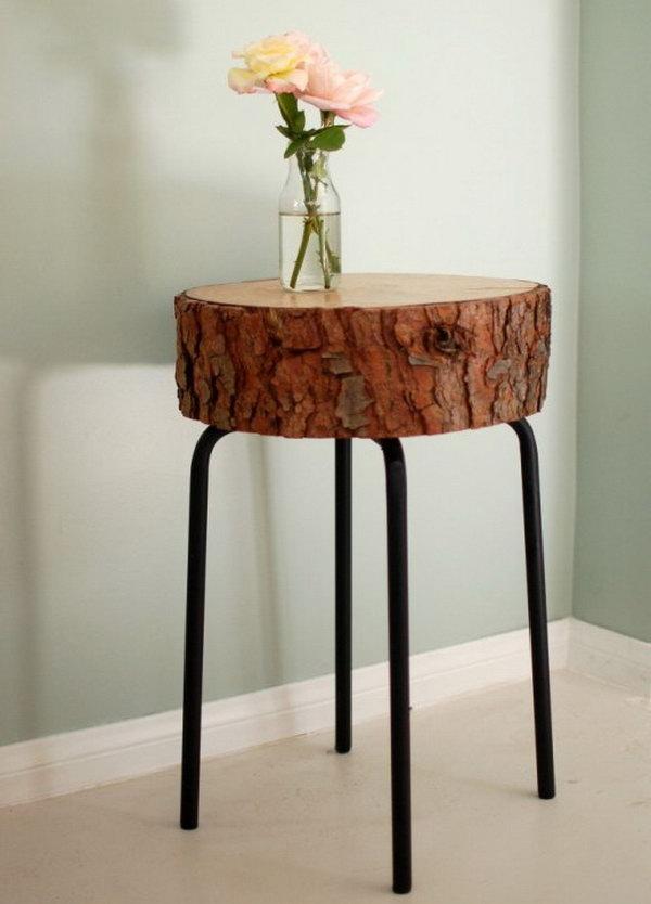 32 Log Slice Table