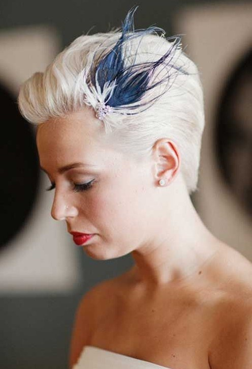32 Short Wedding Hairstyles for 2014 Pixie Haircut