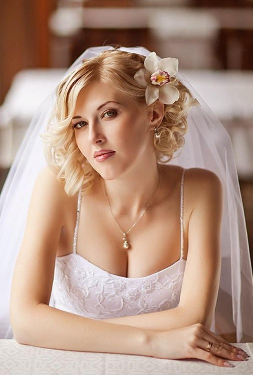 35 Wedding Hairstyles for Short Hair