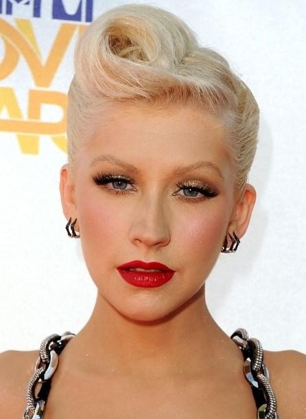 40 Christina Aguilera