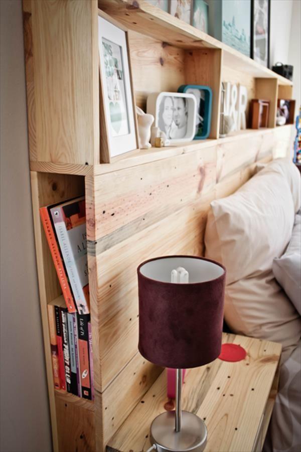 7 diy-pallet-headboard-with-shelves