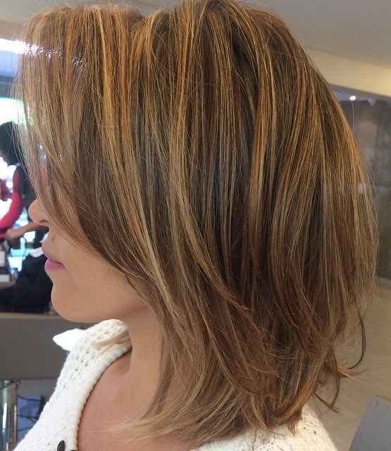 40 Ideas For Light Brown Hair With Highlights And Lowlights Page 7