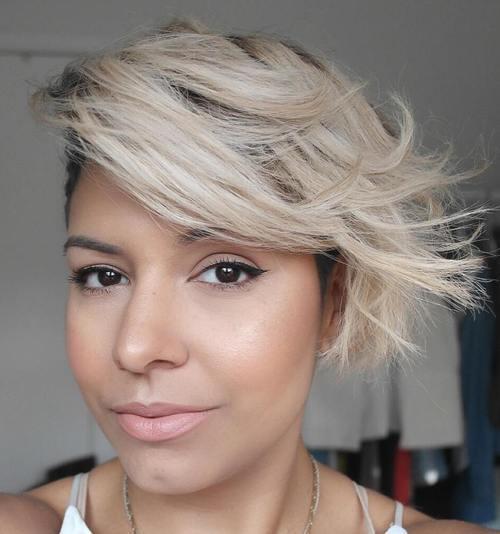 styles sexy Short sassy hair