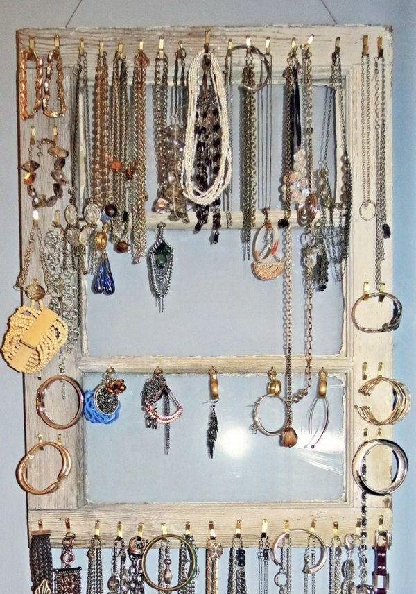 8 Cheap And Practical Jewellery Organizer