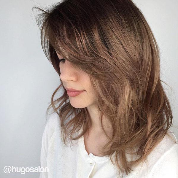 8 medium layered haircut for thin hair