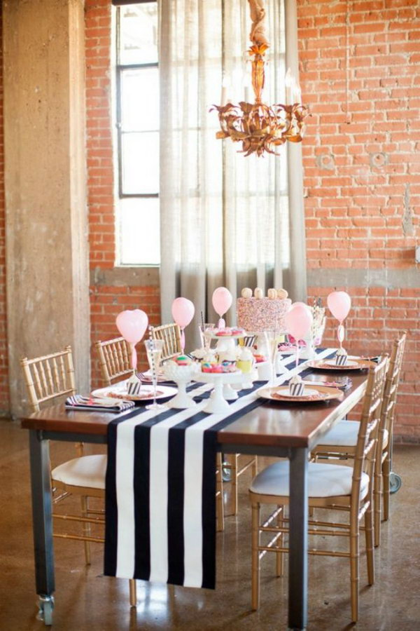 9 Carnival-Inspired Tablescape